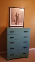 Painted dresser 4