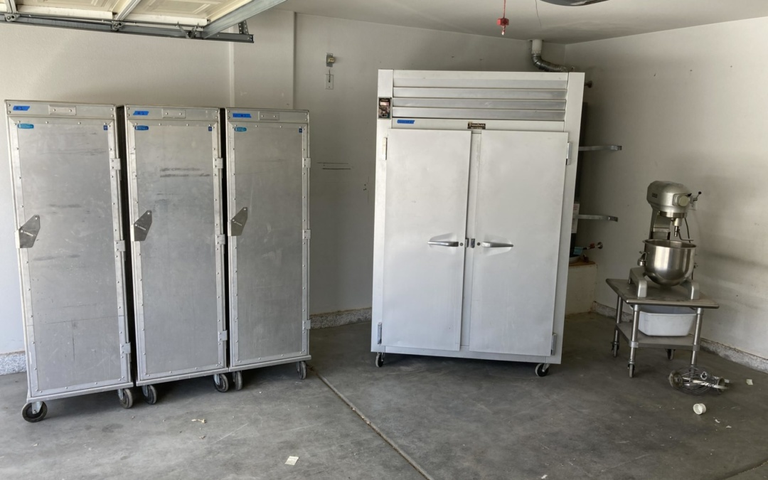 6/1-6/16 – Commercial Refrigerator – Bun Racks – Auction